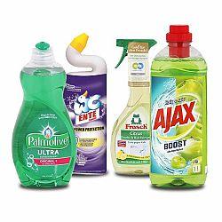 ACTION PACK Jarná čistiaca sada 4 produktov
