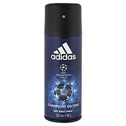 ADIDAS pánsky dezodorant Champions League 150 ml