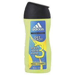 ADIDAS sprchový gél pre mužov Get Ready 250 ml