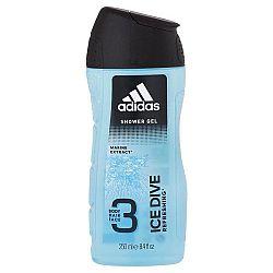 ADIDAS sprchový gél pre mužov Ice Dive 250 ml