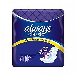 Always Classic Thick Night dámske vložky 8 ks