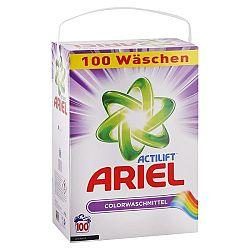 ARIEL Actilift prášok na pranie farebnej bielizne 6,5 kg / 100 praní
