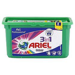 ARIEL Pods 3v1 Colour kapsule na farebné pranie 42 ks