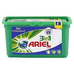 ARIEL Pods 3v1 univerzálne kapsule na pranie 42 ks