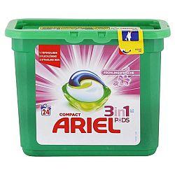 ARIEL Pods 3v1 univerzálne kapsule na pranie Jarná sviežosť 24 ks