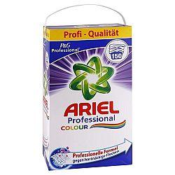 ARIEL Professional Colour prášok na farebné prádlo 9,75 kg / 150 praní