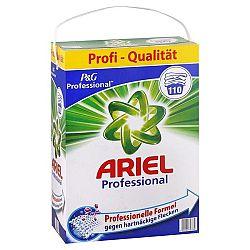 ARIEL Professional univerzálny prášok na pranie bielizne 7,15 kg / 110 praní