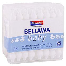 BELLAWA detské vatové tyčinky do uší 56 ks