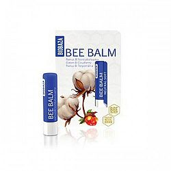 Biobaza BEE BALM včelí balzam bavlna a moruška 4.5 g