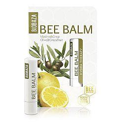 Biobaza BEE BALM včelí balzam oliva a grep 4.5 g