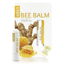 Biobaza BEE BALM včelí balzam zázvor a med 4.5 g