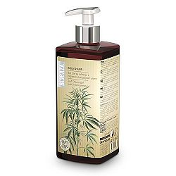 Biobaza BODY and HAIR 3v1 sprchový gél s konopným olejom 400 ml