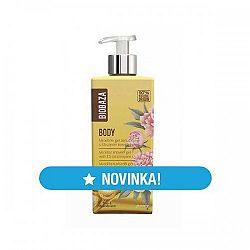 Biobaza BODY micelárny sprchový gél Pivonka 400 ml