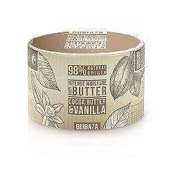 Biobaza BODY telové maslo s kakaovým maslom a vanilkou 220 g