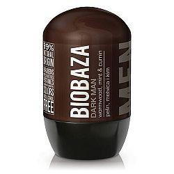 Biobaza DEO MEN roll on dark men 50 ml