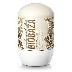 Biobaza DEO roll on hodvábny komfort 50 ml