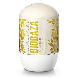 Biobaza DEO roll on medový bozk 50 ml