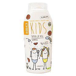 Biobaza KIDS detský vlasový šampón mandarínka a pomaranč 250 ml