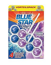 BLUE STAR Kraft Aktiv WC blok Levanduľová sviežosť 2 x 50 g