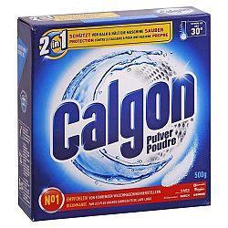 CALGON prášok na odvápnenie práčky 2v1 0,5 kg