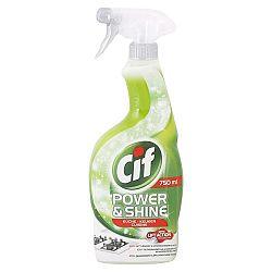 CIF Power & Shine čistič kuchyne 750 ml