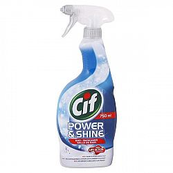 CIF Power & Shine čistič kúpeľne 750 ml