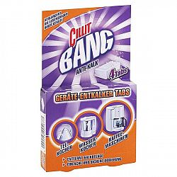 CILLIT BANG odvápňovač spotrebičov v tabletkách 4 ks