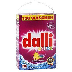 DALLI Color prášok na pranie farebnej bielizne 8,45 kg / 130 praní