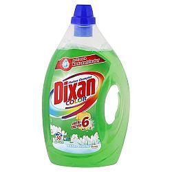 DIXAN gél na farebné pranie Kvetinová sviežosť 2,5 l / 50 praní