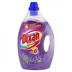 DIXAN gél na farebné pranie Levanduľa koncentrát 2,5 l / 50 praní