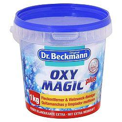 DR. BECKMANN Oxy Magic+ odstraňovač škvŕn 1 kg
