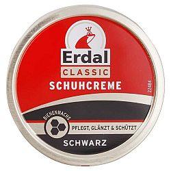 ERDAL Classic krém na topánky Čierny 75 ml