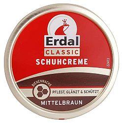 ERDAL Classic krém na topánky Strednohnedý 75 ml