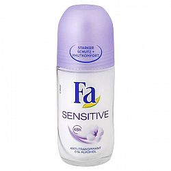 FA guľôčkový antiperspirant Sensitive 50 ml