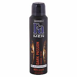 FA pánsky deodorant Dark passion 150 ml