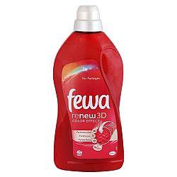 FEWA Renew 3D Color gél na farebné prádlo 1,5 l / 25 praní