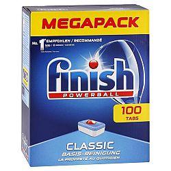 FINISH Powerball Classic tablety do umývačky riadu 100 ks