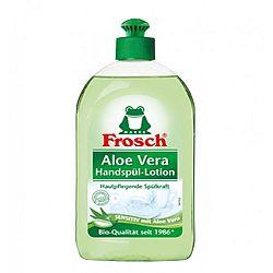 Frosch bio Aloe Vera prostriedok na umývanie riadu 500 ml