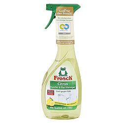 FROSCH BIO hygienický čistič kúpeľne citrus 500 ml