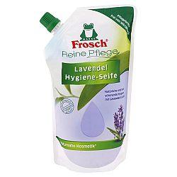 FROSCH BIO krémové tekuté mydlo náhradná náplň Levanduľa 500 ml