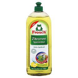 FROSCH BIO prípravok na umývanie riadu Citrón 750 ml