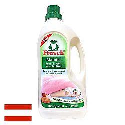 Frosch bio tekutý prací prostriedok Mandľové mlieko 1.5l
