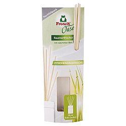FROSCH OASE BIO osviežovač vzduchu náhradná náplň Sviežosť citrónovej trávy 90 ml