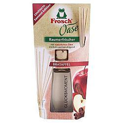 FROSCH OASE BIO osviežovač vzduchu Pečené jablko 90 ml
