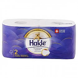 HAKLE toaletný papier 4-vrstvový 2 ks