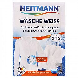 HEITMANN bieliaci prášok do prania 50 g