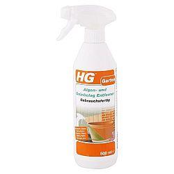 HG odstraňovač rias, siníc a zelených usadenín 500 ml