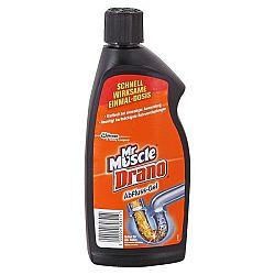 MR MUSCLE Drano čistič odtoku 500 ml