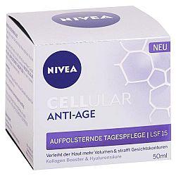 NIVEA denný krém SPF 15 Cellular Anti Age 50 ml