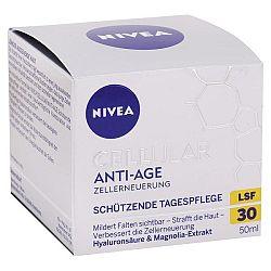 NIVEA denný krém SPF 30 Cellular Anti Age 50 ml